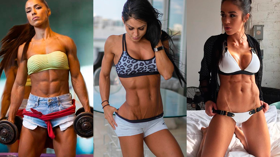 25 Most Inspiring Fitness Babes