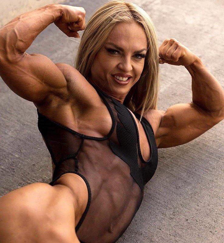 eleonora dobrinina bodybuilder