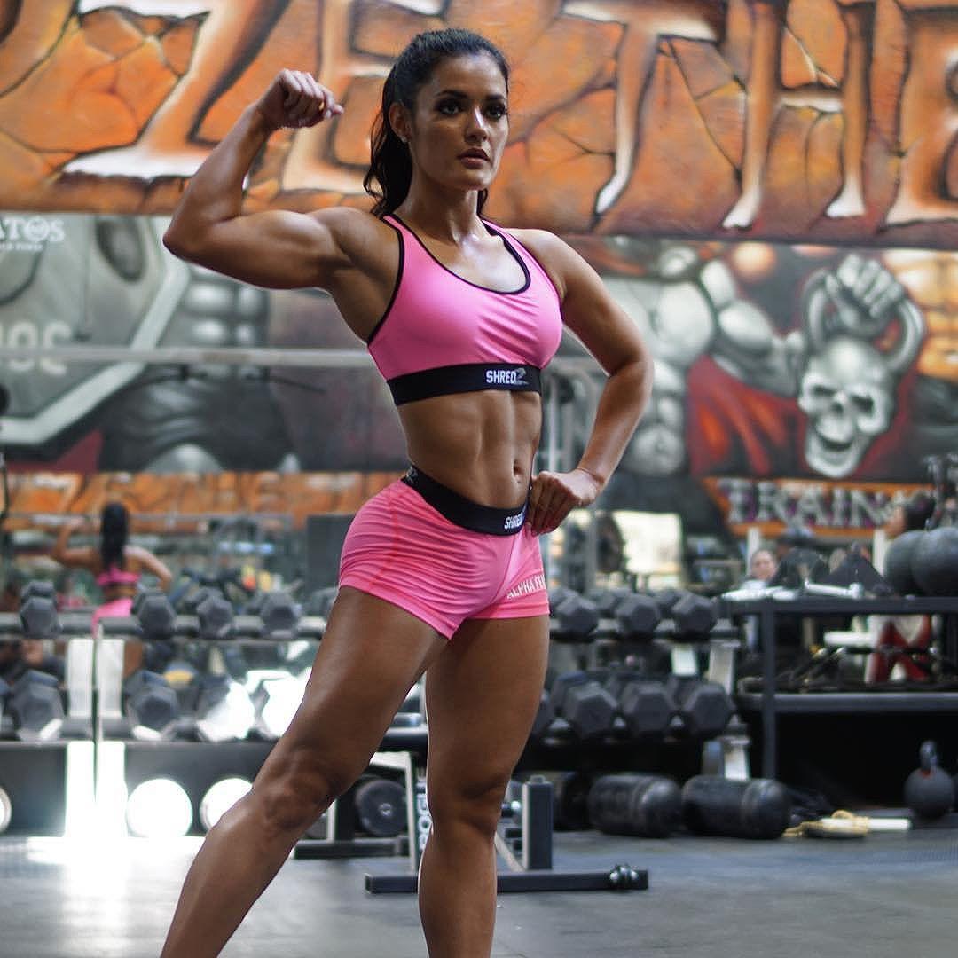 jessica arevalo fitness star