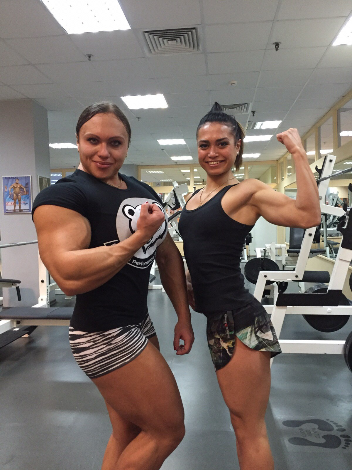 russian female bodybuilder