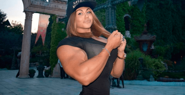 russian girl bodybuilder